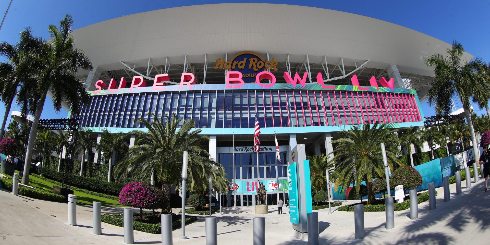 NFL, Populous Get Creative With Super Bowl Logistics