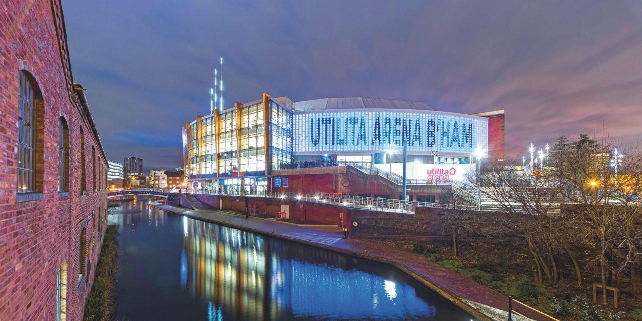 Arena Birmingham to Get New Name in April