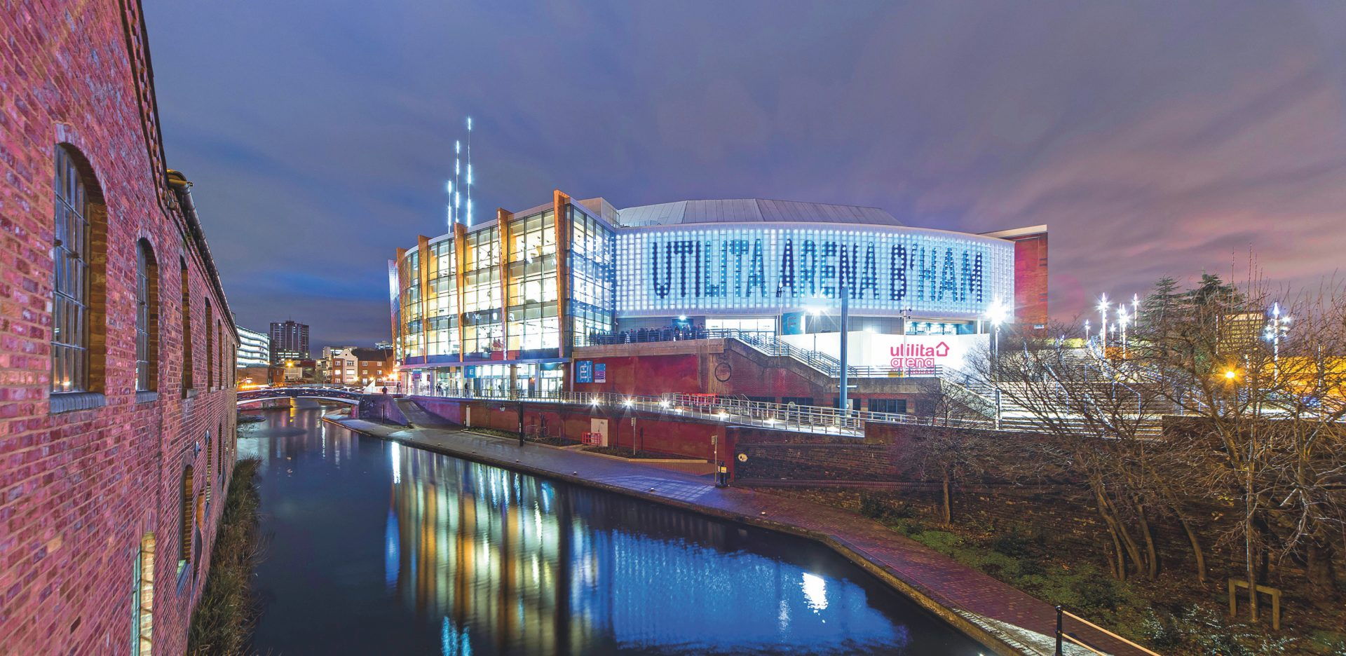 Arena Birmingham to Get New Name in April