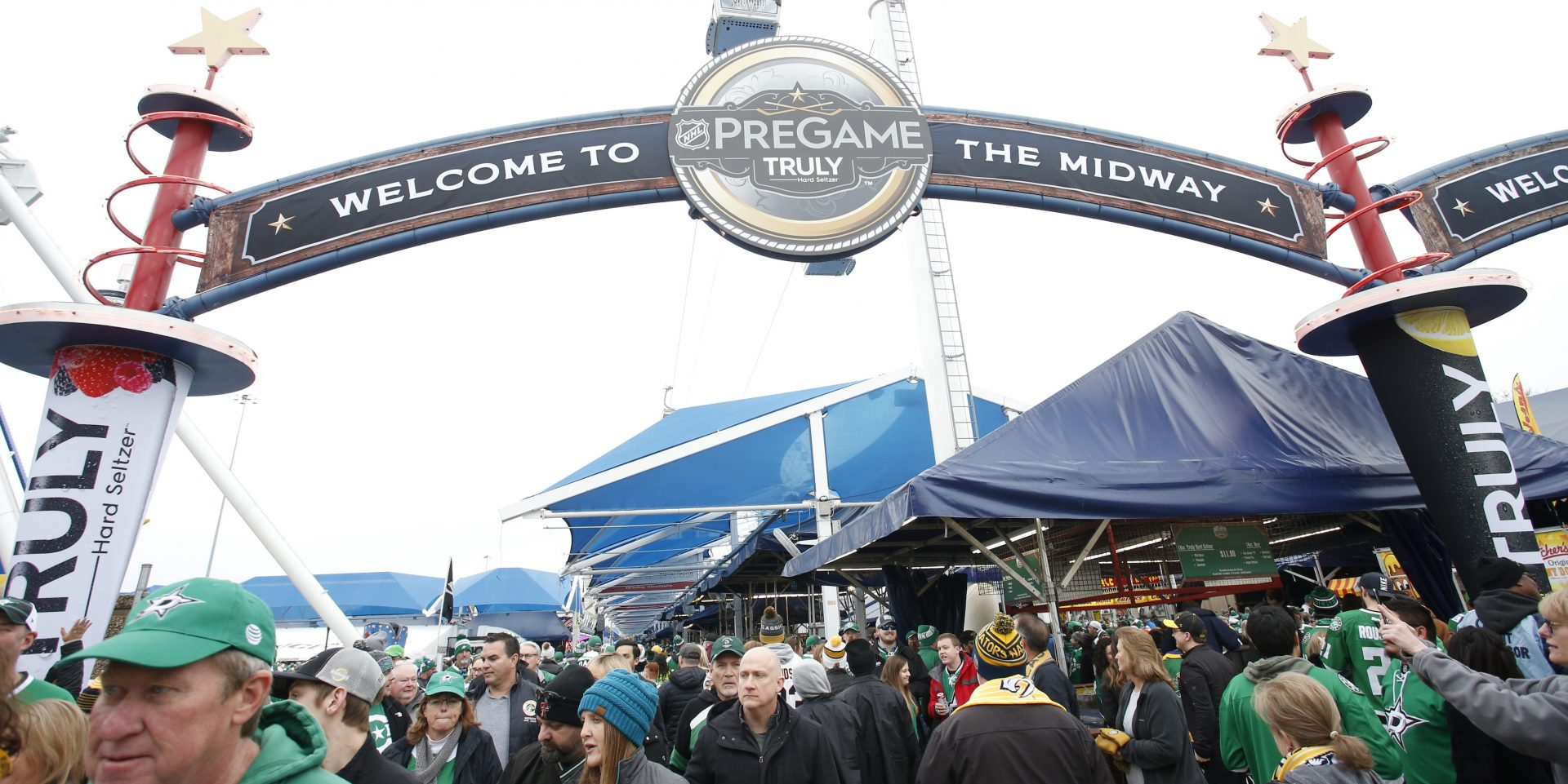 Spectra Puts Texas Spin on Winter Classic