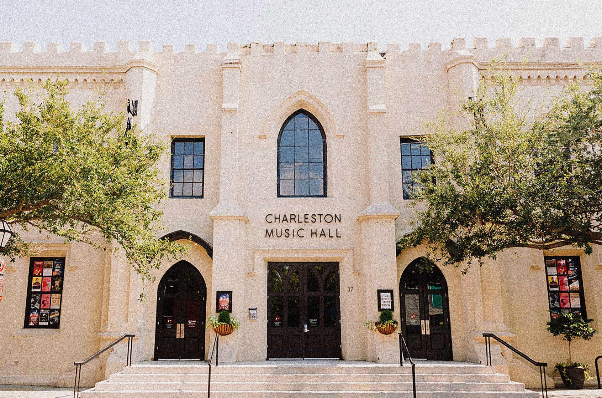 Big Plans for Charleston Music Hall