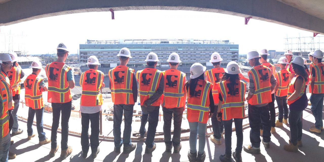 Mentoring Program Grooms Construction Managers