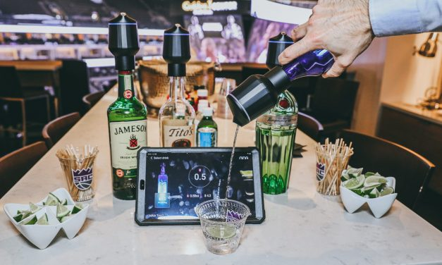 Kings Shake Up Cocktails With Tech