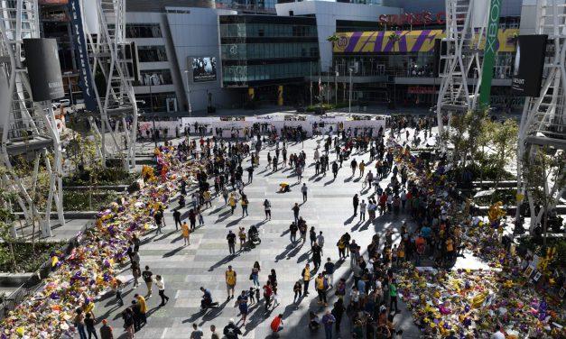 How Staples Center Became Kobe's House