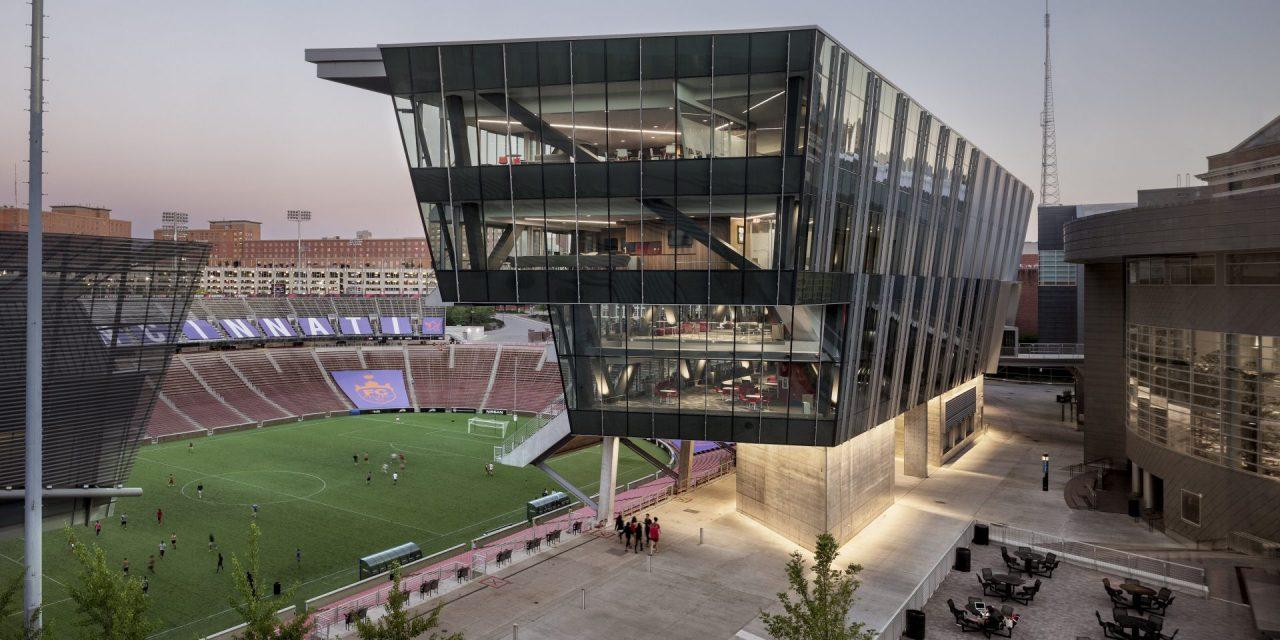 Stadium Design + Construction: Futurama