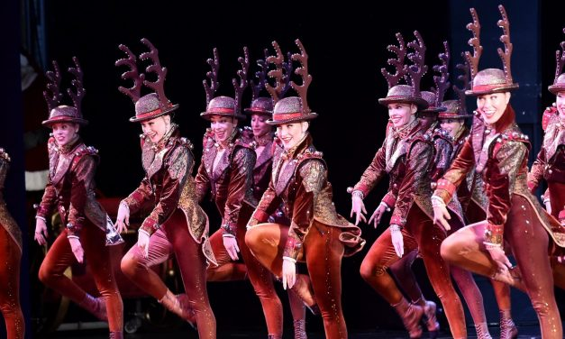 Radio City Christmas Show Nears $100M