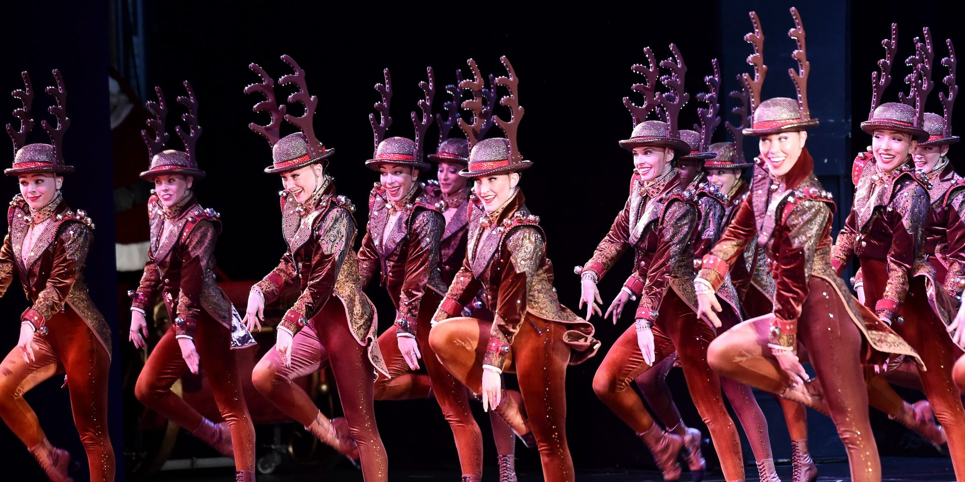 Radio City Christmas Show Nears $100M