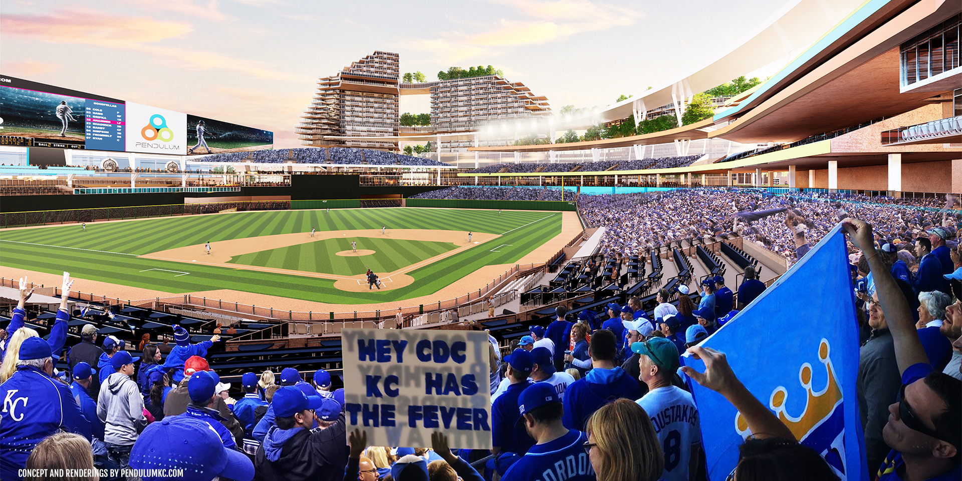 Firm Offers a Vision to Drive K.C. Ballpark Conversation