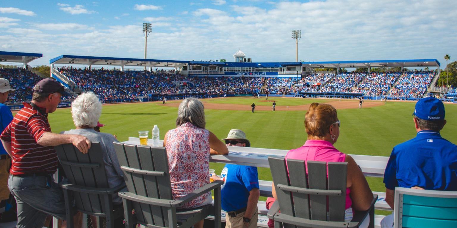 TD Ballpark Ties Jays Closer to Community