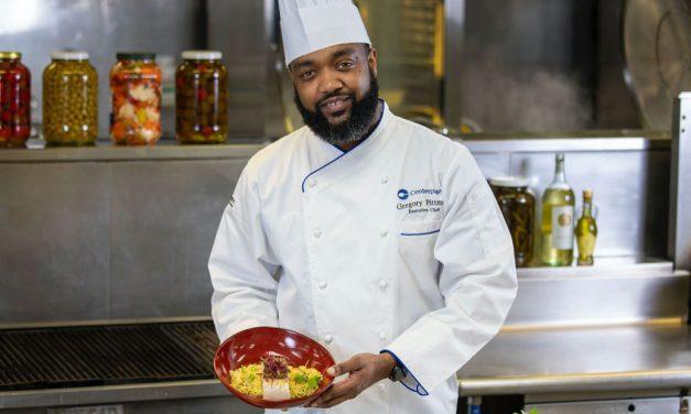 Centerplate Names New Chef in Baltimore