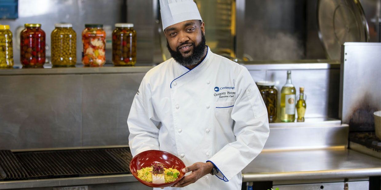 Centerplate Names New Chef in Baltimore