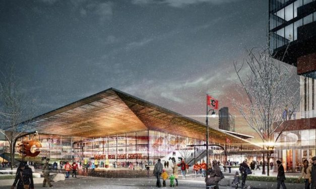 Rossetti, Populous Team Up in Calgary