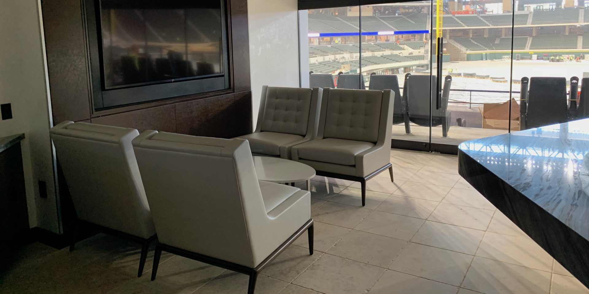 Rangers Have Sold 80% of Premium Seats
