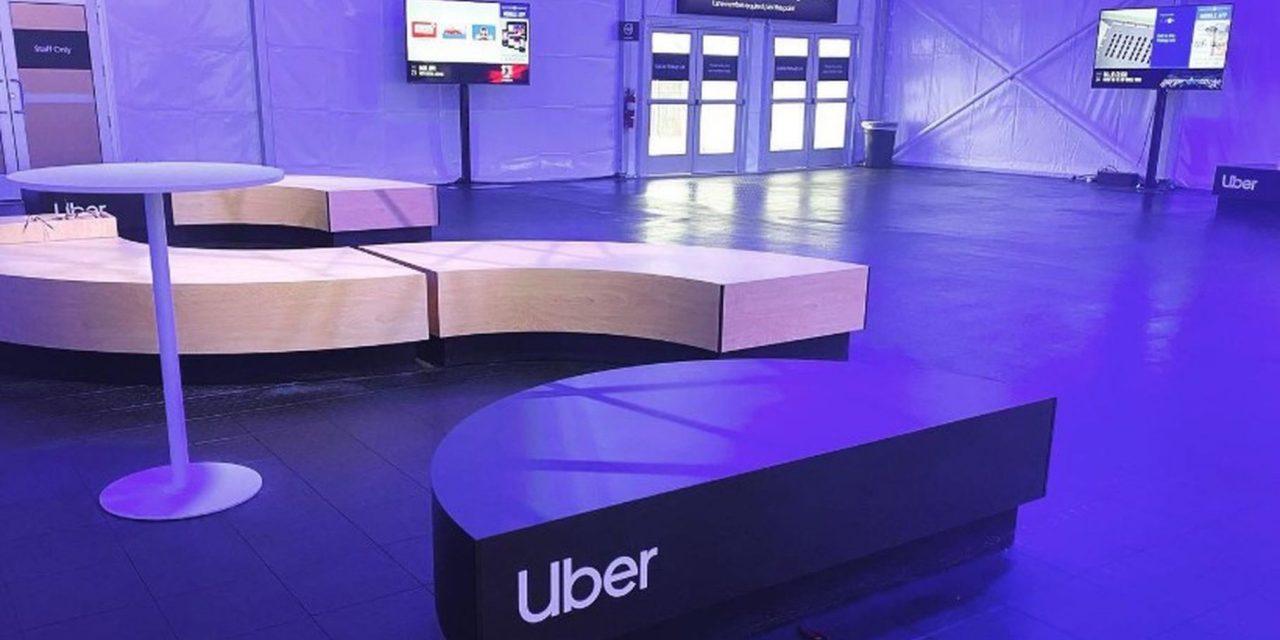 United Center Opens Uber Zone