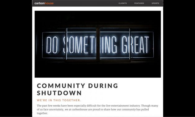 Carbonhouse Keeps Clients Connected