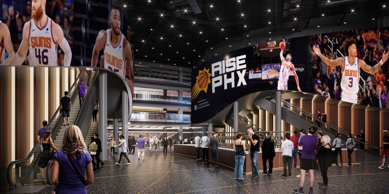 Renovations Start Early at Phoenix Arena