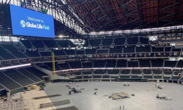 Projects Keep the Lights On at Daktronics