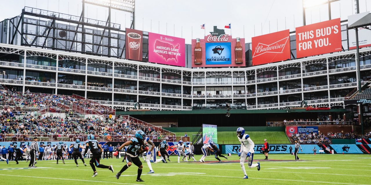 Rangers Keep Old Park in Plans