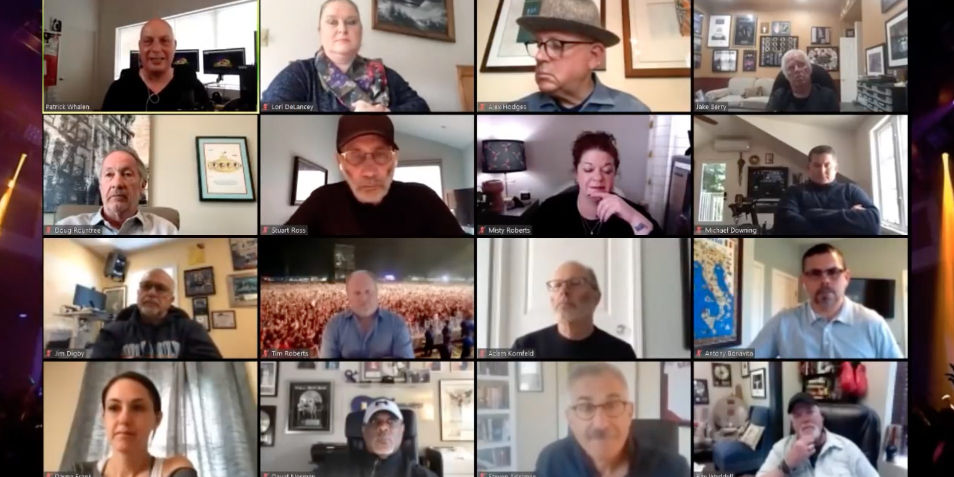 The Show Must Go On: Video Town Hall