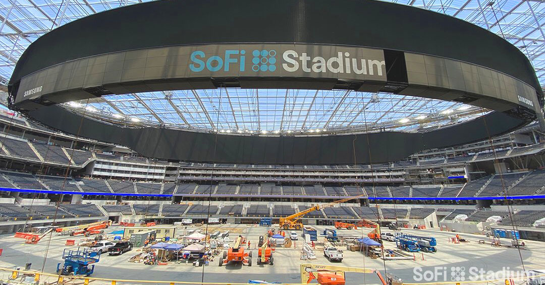 Square Will Handle POS for SoFi Stadium General Concessions
