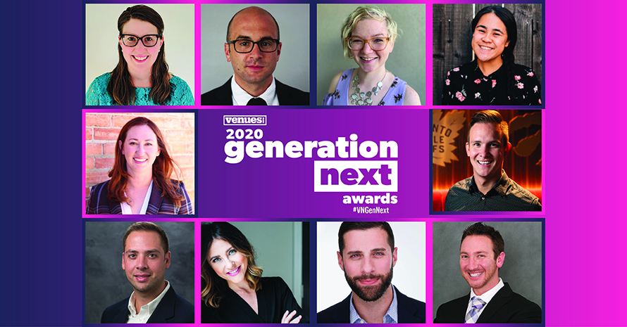 2020 Generation Next Awards