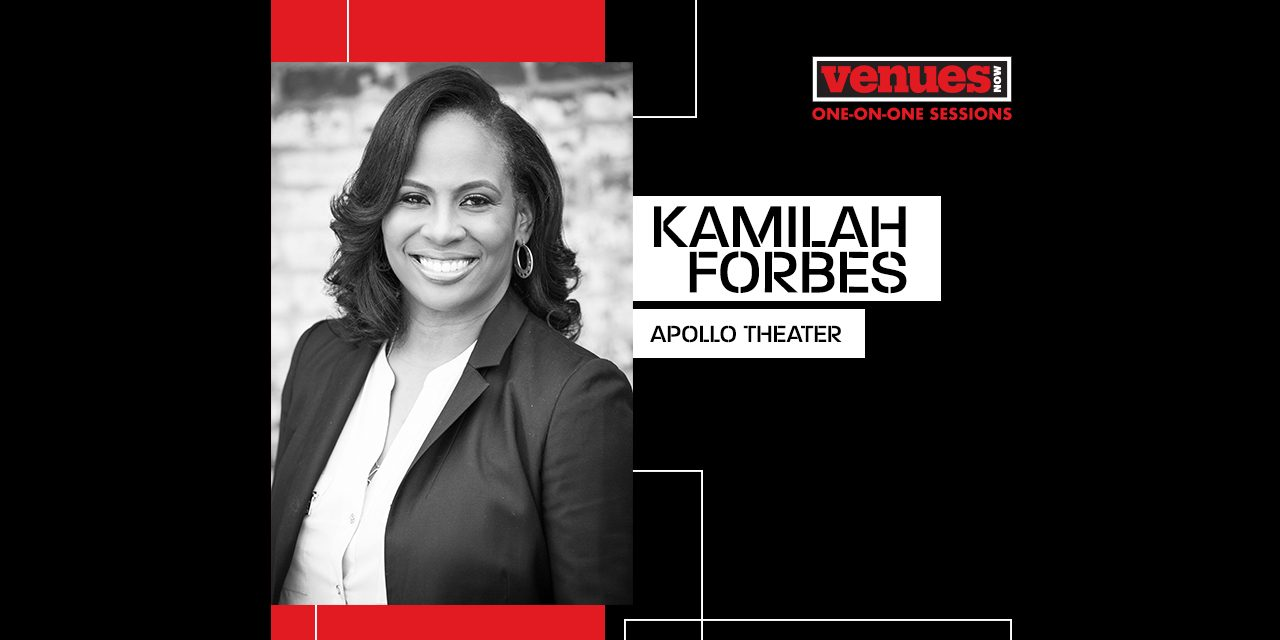 VIDEO: One-on One with Kamilah Forbes
