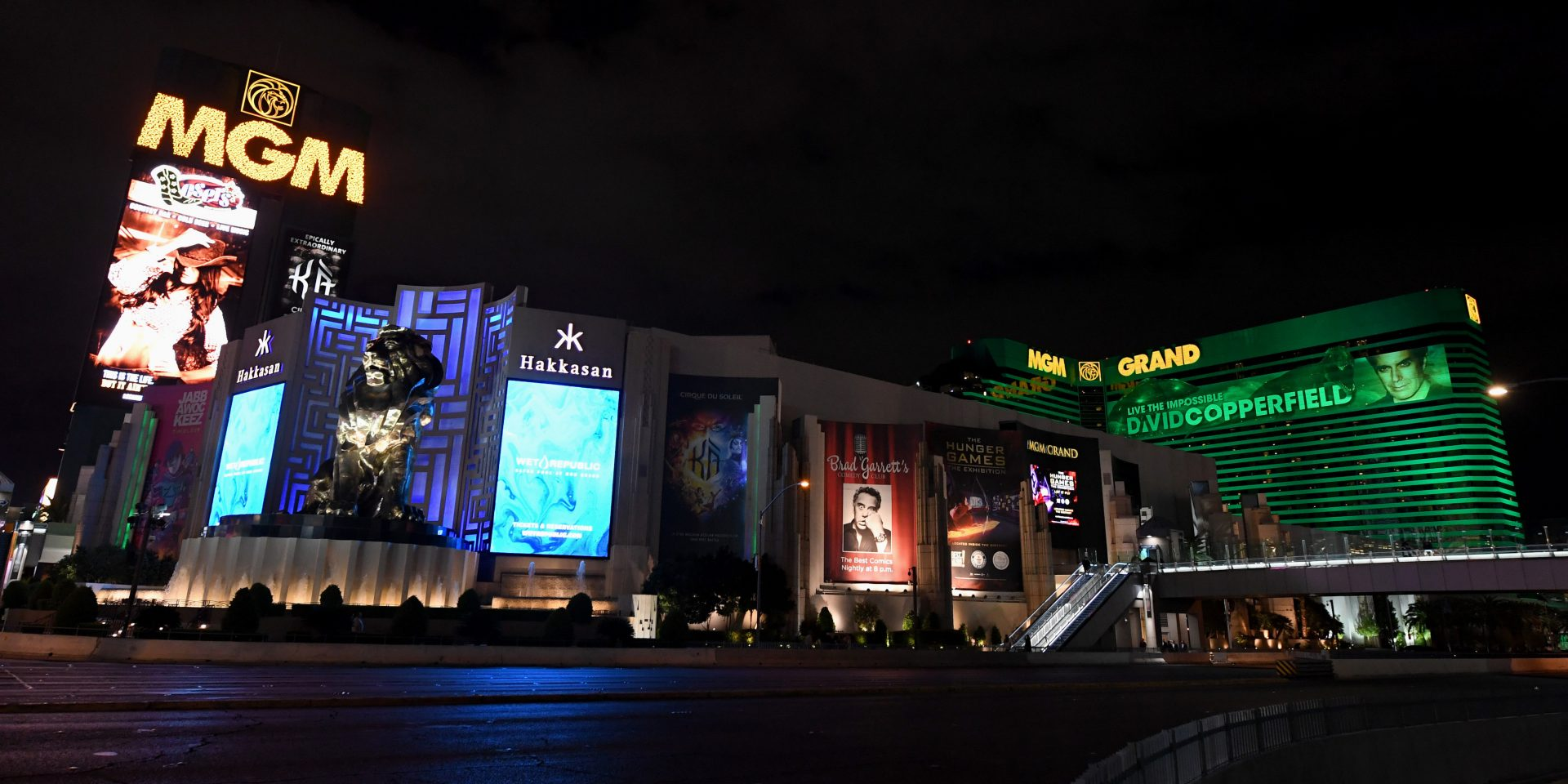 MGM Resorts Lays Off Entertainment Execs