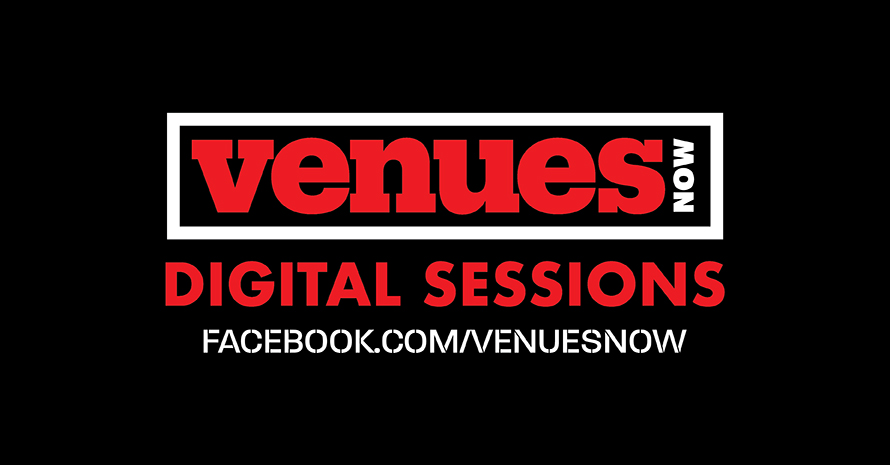 VenuesNow Digital Sessions Gallery