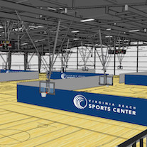 Release Roundup: Centerplate Adds Virginia Beach Sports Center