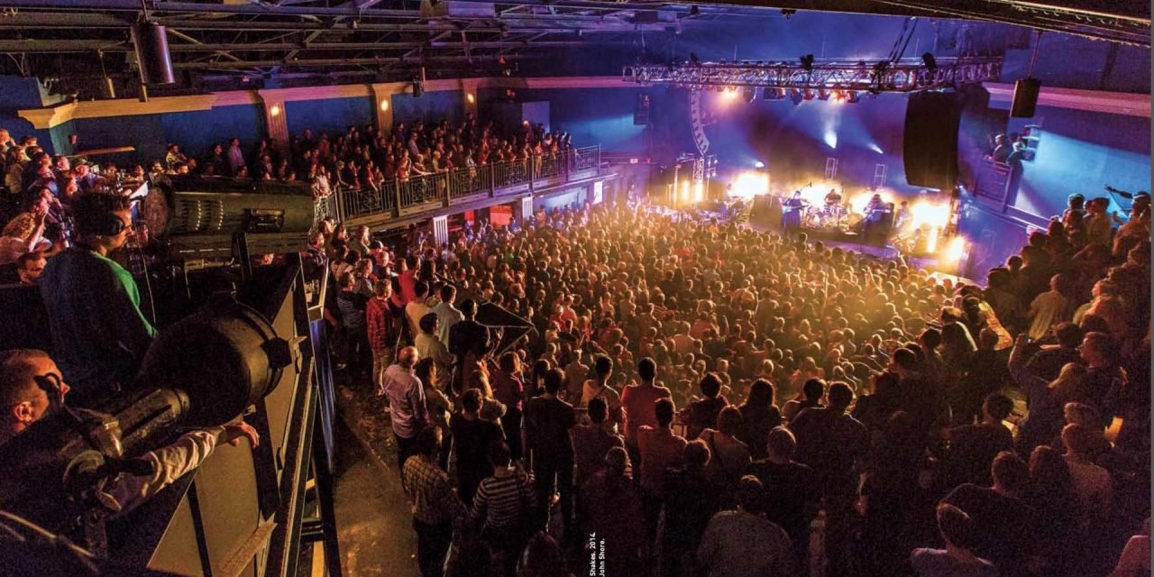 The Other Washington Monument: The 9:30 Club Turns 40
