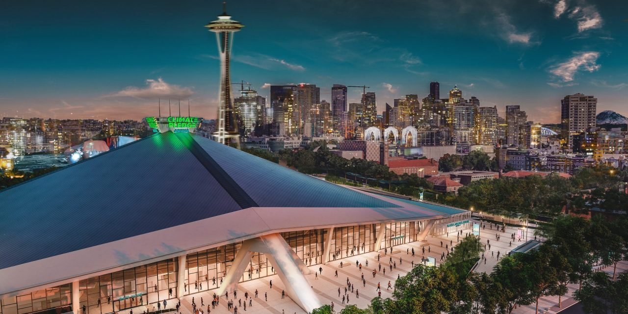 New Name in Seattle: Climate Pledge Arena