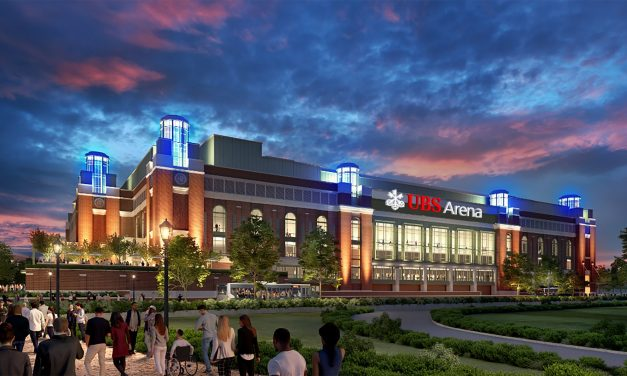 UBS acquires naming rights for Islanders' arena