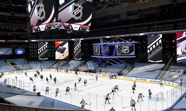 OVG Goes Into the Bubble With NHL