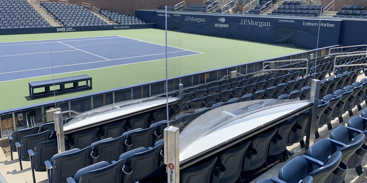 Concept Temporarily Turns Seats to Suites