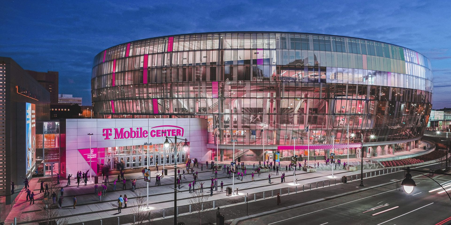 Release Roundup: KC Arena Now T-Mobile Center