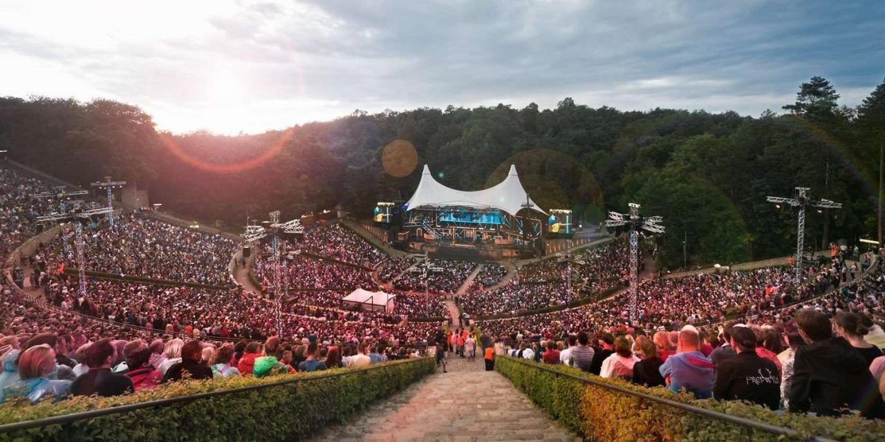 Berlin Amphitheater Schedules Concerts