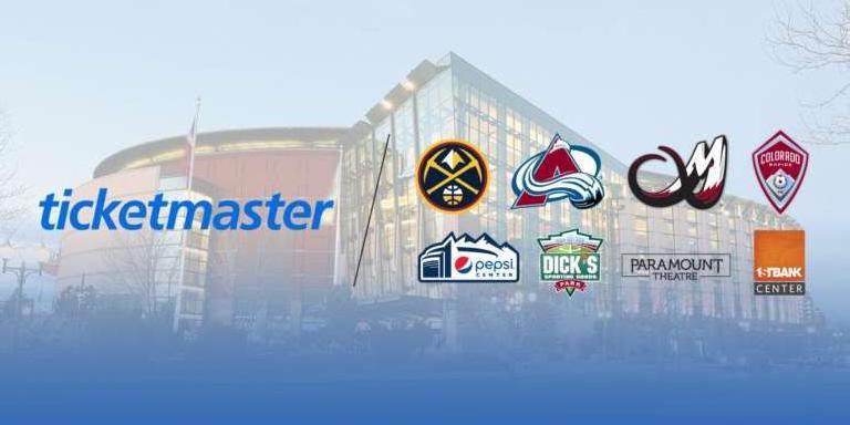 KSE Extends Ticketmaster Partnership in Denver