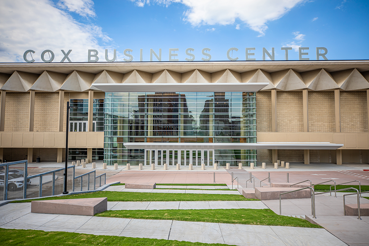 Cox Business Convention Center