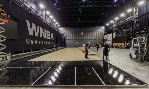 Scoring a WNBA Assist