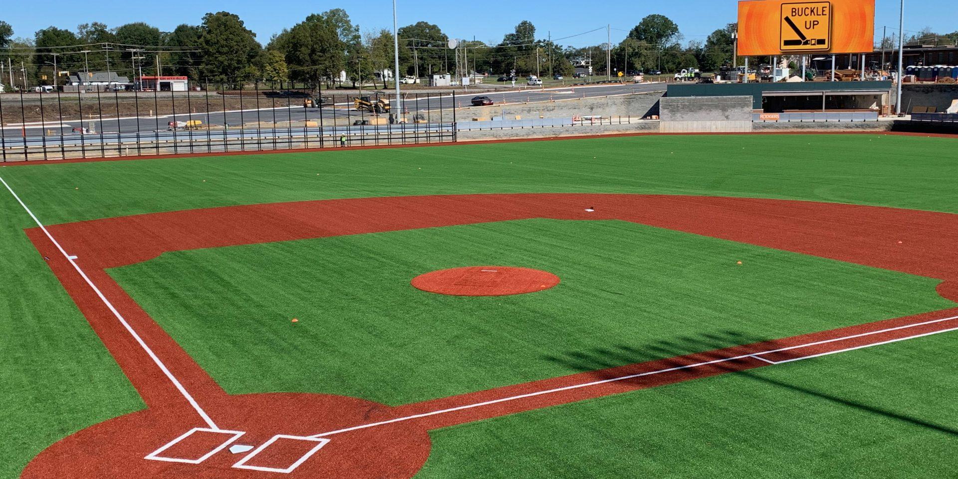 Building a Ballpark, Rebuilding a Neighborhood