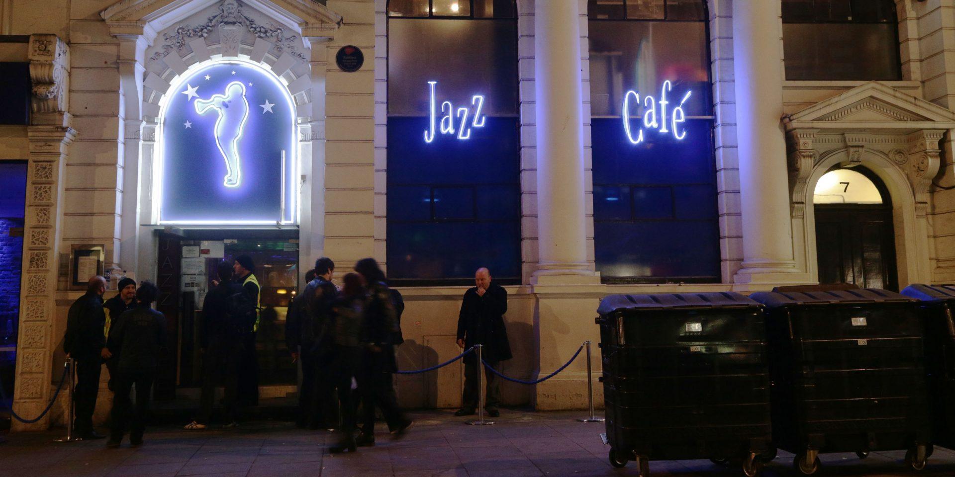 The Jazz Cafe Improvs a Return