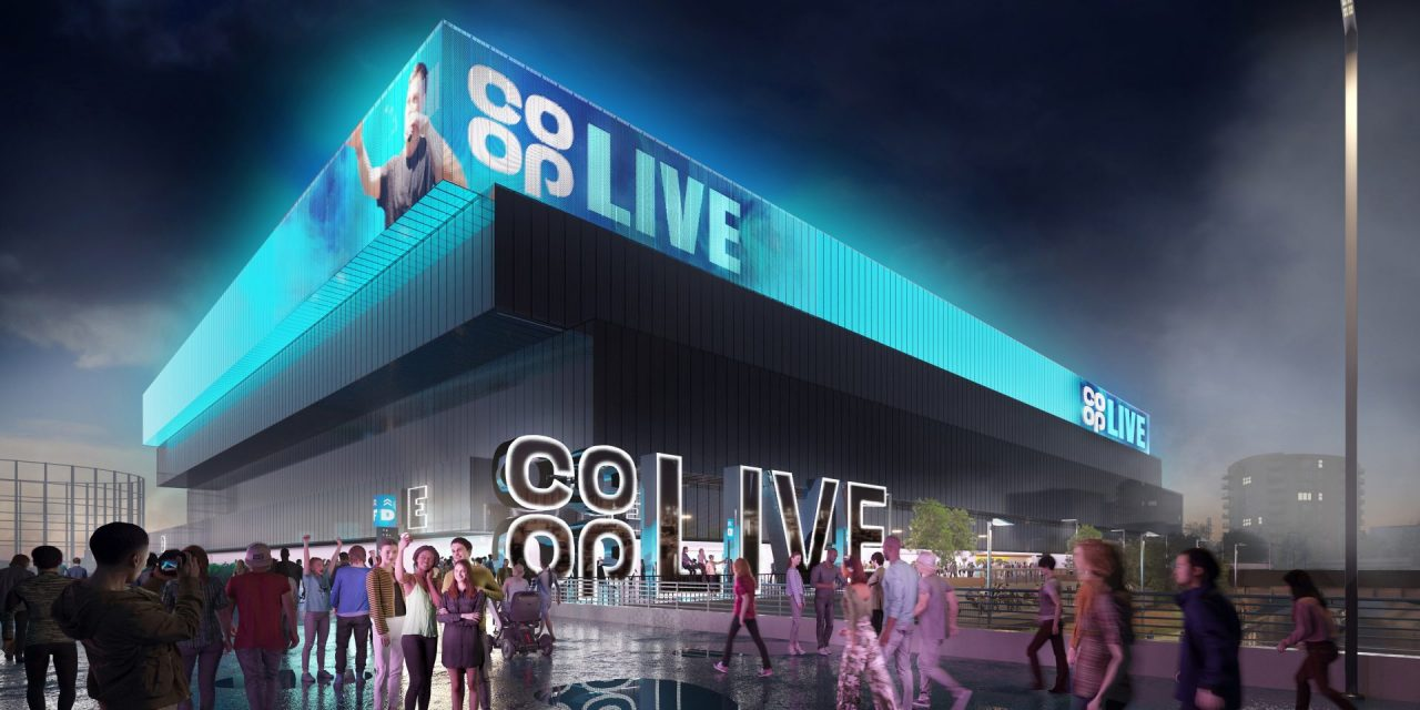 Planned Manchester Arena Is Co-op Live