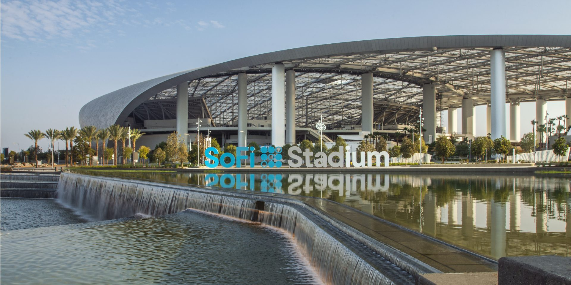 SoFi Stadium: Elegant Solution