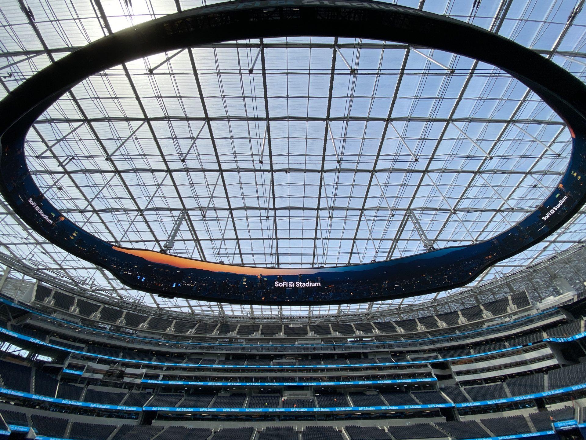 SoFi Stadium Oculus