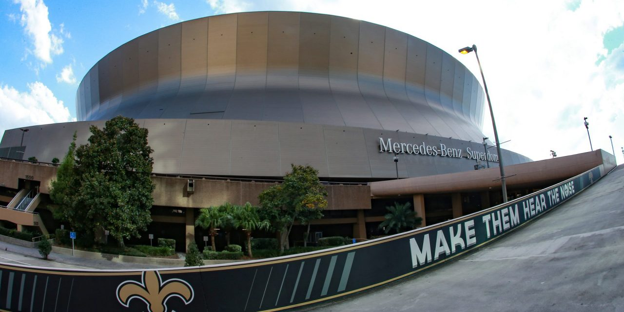 Saints Hire OVG to Sell Superdome Naming Rights