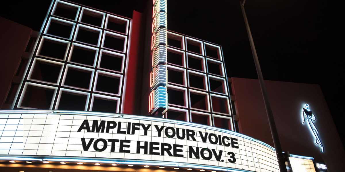 Release Roundup: Live Nation Activates Venues as Polling Places