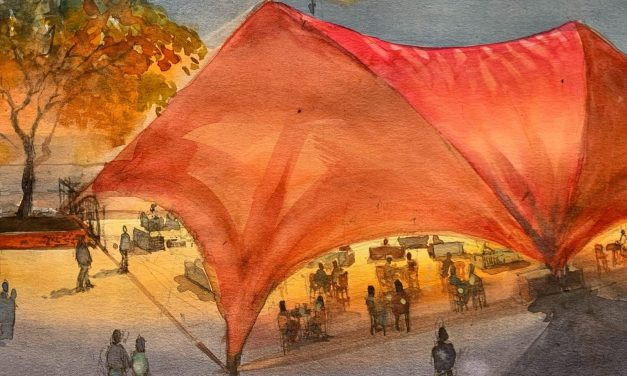 Stoltz Pavilion: For All In Tents and Purposes
