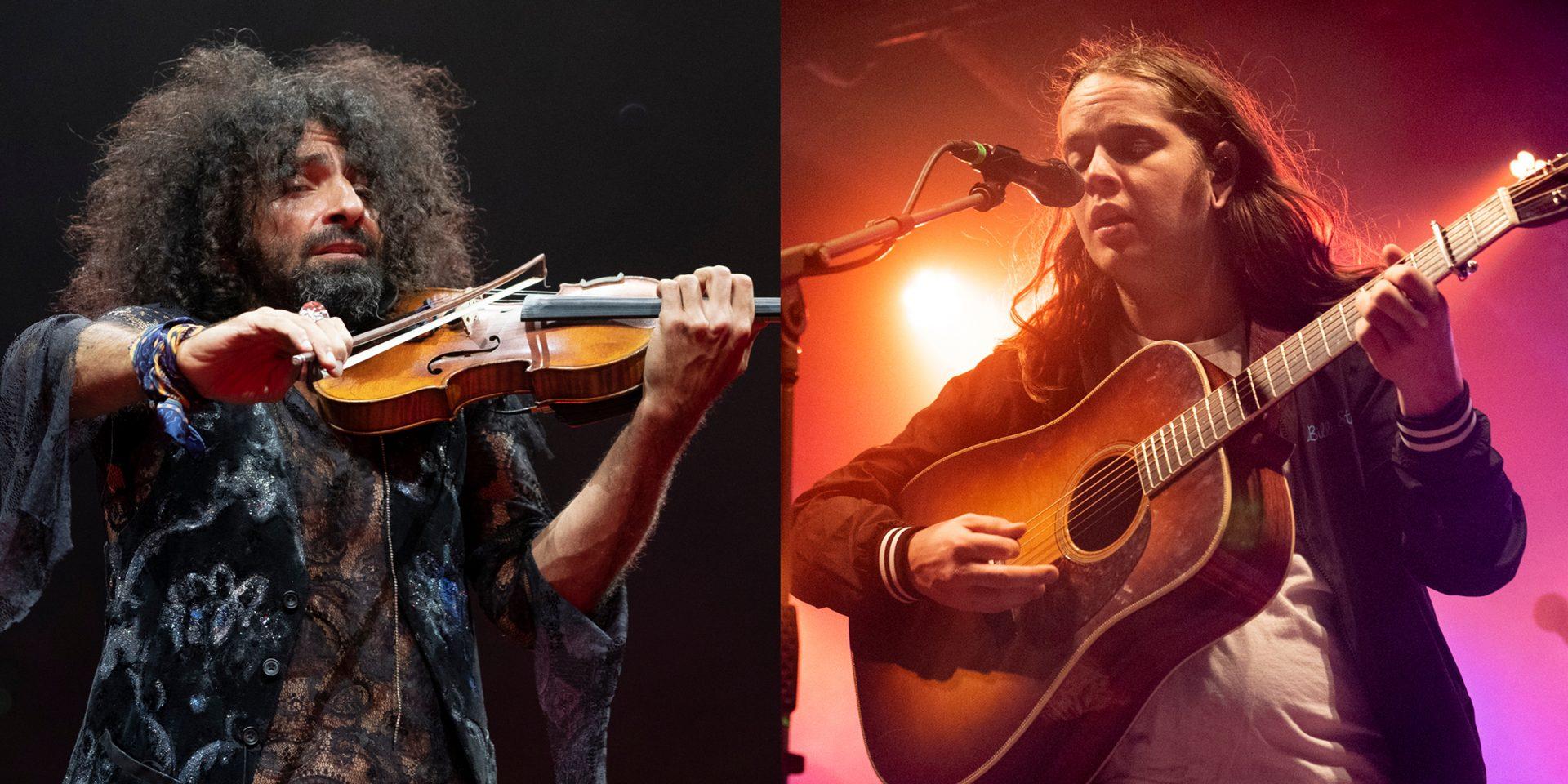 Stringed Excellence: Guitarist, Violinist Shine