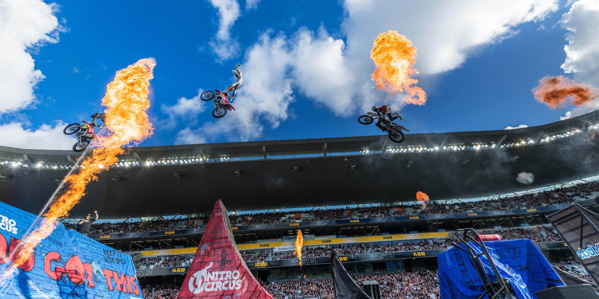 Nitro Circus Fires Up Return Plans