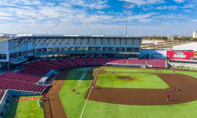 HKS Designing Texas Cricket Ground